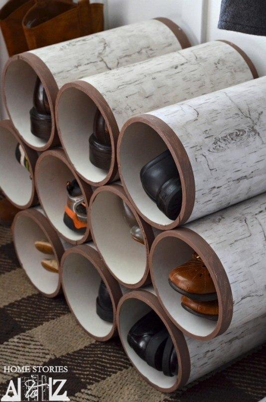 15+ Reciclajes Impresionantes con Tubos PVC